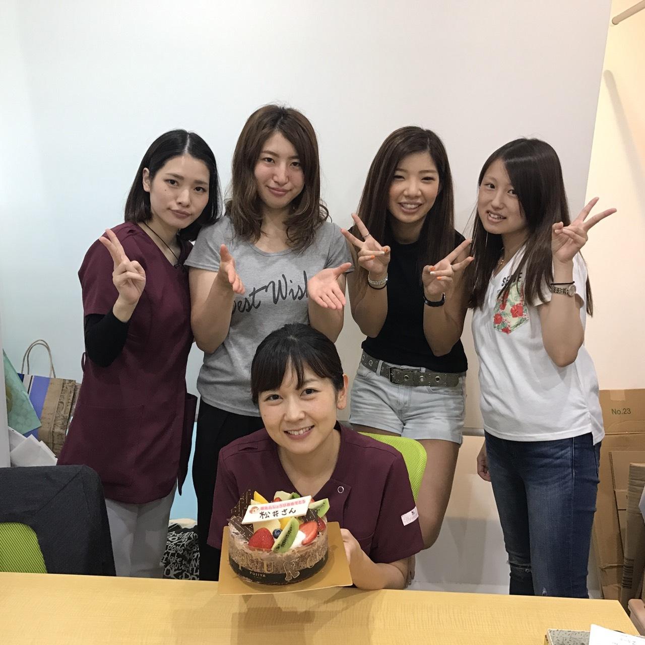 松井 誕生日